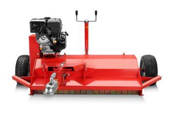 Desbrozadora para quad con Motor Briggs & Stratton de 14hp (Arranque electronico)