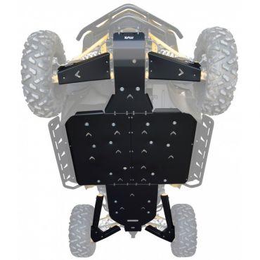 Placa salvacárter completa  - Can Am Maverick X3 XRS