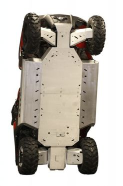 Cubre Cárter EQUIPO COMPLETO - Polaris RZR 800