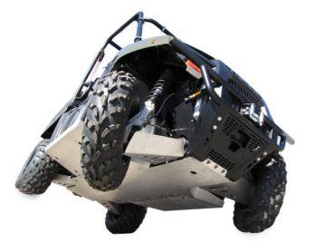 Cubre Cárter EQUIPO COMPLETO - Polaris 400 Ranger