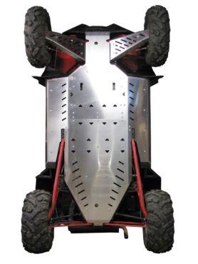 Cubre Cárter EQUIPO COMPLETO - Polaris RZR900 XP