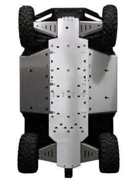 Cubre Cárter EQUIPO COMPLETO - Polaris 800 Ranger EPS