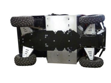 Cubre Cárter EQUIPO COMPLETO - Polaris 570 Ranger