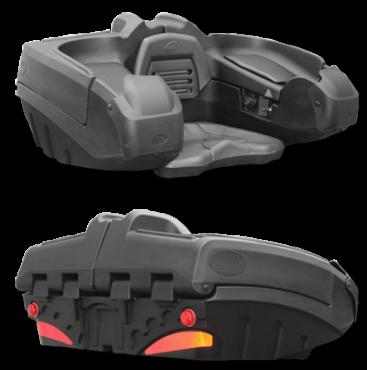 Quadrax Max-Ride Caja de Cargo