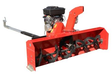 Soplador de nieve para quad,1800 mm (18hp Briggs & Stratton)