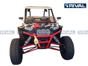 RIVAL Paragolpes Delantero Polaris RZR XP1000/Turbo