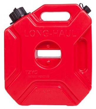 Sikkia - Depósito de gasolina 5L, 29 x 25 x 12 cm