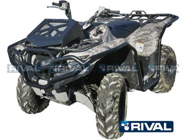 RIVAL Paragolpes Delantero Yamaha Grizzly 700