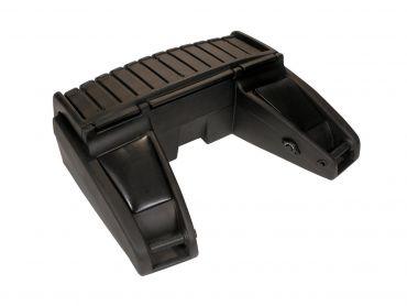 Caja de carga trasera sobre asiento Kimpex 2 con asas calefactables