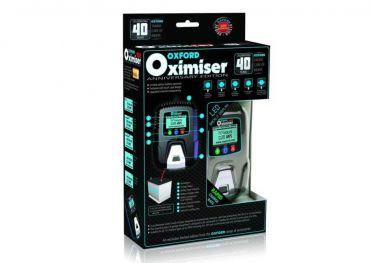 OXFORD OXIMISER  edición de aniversario negra, LCD cargador