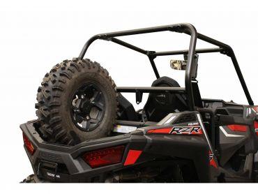 DRAGONFIRE - Portador de neumáticos de repuesto - Polaris RZR900/S
