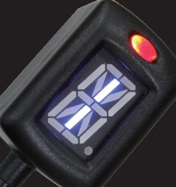 Koso -mini-indicador de marcha GEAR