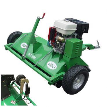 ATV 120 Segadora Acondicionadora con cilindro eléctrico