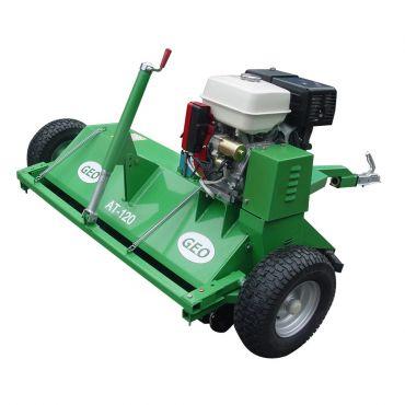 Desbrozadora ATV 120 conmotor diesel de 13HP