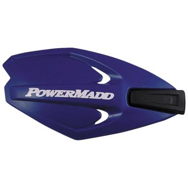 POWERMADD POWERX PROTECTORES AZULES