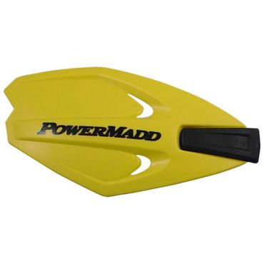 POWERMADD POWERX PROTECTORES AMARILLOS