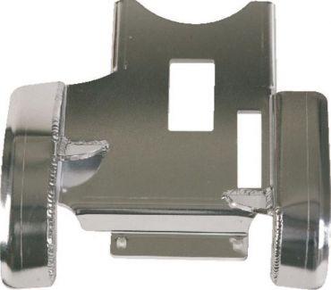 Placa protectora trasera ART aluminio Kymco Maxxer 300