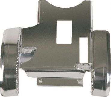 Placa protectora trasera ART aluminio Yamaha YFZ350 Banshee