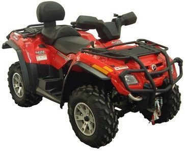 EQUIPO DE GUARDABARROS- Can-Am-OUTLANDER 500/650/800