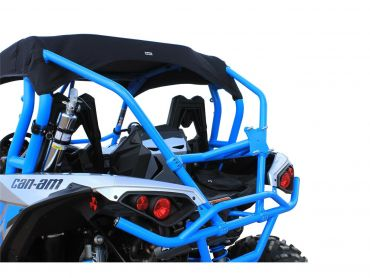 DRAGONFIRE Race Backbone Azul Can-Am Maverick
