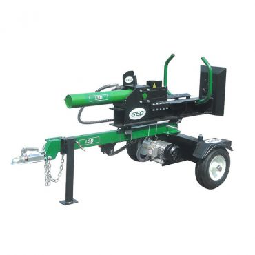 LSD Log Splitter with Electric Engine