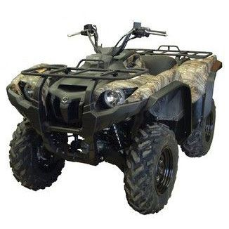 EQUIPO DE GUARDABARROS - Yamaha Grizzly
