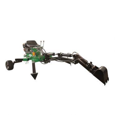 ATV Retroexcavadora