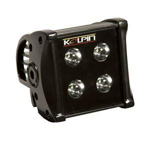 LED  luz dual, Foco Simple