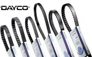 Dayco – V-Cinturones Kawasaki KVF