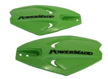 POWERMADD POWERX PROTECTORES VERDES