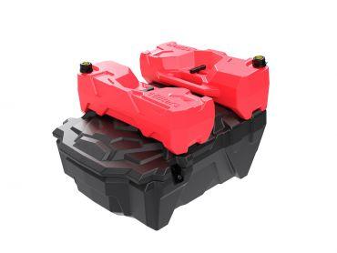 Bolsa para quad Polaris RZR 1000
