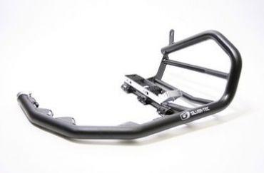 Parrillas Aluminio S-TEC YFM700R BL