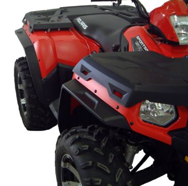 Overfender Set for Polaris Sportsman 800