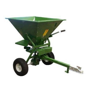 Esparcidor ATV para fertilizantes y sal, ATV, 160L