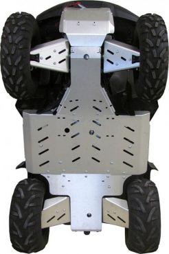 Cubre Cárter EQUIPO COMPLETO - Suzuki