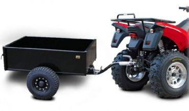 Remolque ATV (Capacidad: 300 kg)